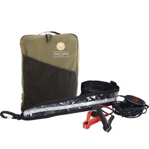 Canvas Storage Bag with LED Strip Light