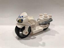 LEGO Duplo POLICE MOTORCYCLE