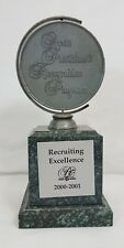 Avon 2000-01 PRESIDENTS RECOGNITION Recruiting Excellence MRS ALBEE Award Trophy