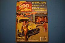 Rod & Custom Magazine October 1990 Issue