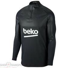 NIKE FC Barcelona Vaporknit Herren Fussball Training Jacke Oberteil [BV7388-069]
