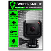 ScreenKnight Go Pro Hero 4 Session FRONT SCREEN PROTECTOR invisible shield