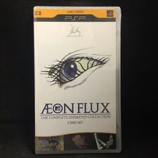 Aeon Flux - The Complete Animated Collection (Umd, 2008, 2-Disc Set) Brand New