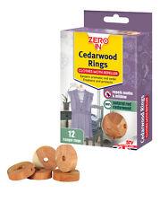 30 Pack STV Moth Repeller Repellente Insetti Cedar Moth Anelli