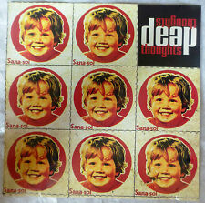 Sana-sol - Deep Thoughts - CD Mega RARE - Sanasol