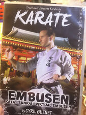 KARATE -KATA BUNKAI-VIRTUAL EMBUSEN------- [New SEALED DVD]