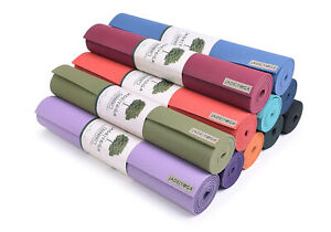 "Yog Mat Travel Jade Yoga 68"" Eco Friendly Yoga Pilates Exercise Fitness 3mm"
