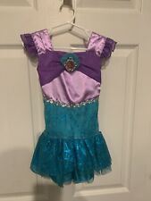Disney Store Ariel The Little Mermaid Costume Toddler Size 18-24 Months