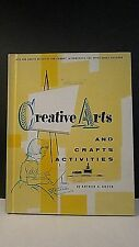 1960 HC CREATIVE ARTS CRAFTS ACTIVITIES All Grades HOME SCHOOLING ~ FUN PROJECTS