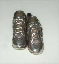 Tiffany Sterling Sneakers Tiffany & Company Shoes Charm Paperweight VTG Tiffany