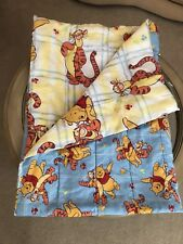 VTG Winnie the Pooh Tigger Comforter Twin Size Vintage 1999