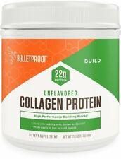 Collagen Protein, BulletProof, 17.6 oz Unflavored