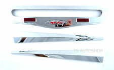 FOR TOYOTA HILUX REVO SR5 M70 M80 15-ON CHROME REAR ACCENT BRAKE TAILGATE COVER