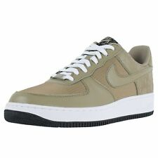 NIKE AIR FORCE 1 LOW MILITARY QK SNEAKERS NEUTRAL OLIVE 372490 221 QUICKSTRIKE