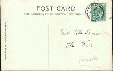 Ella Samuelson. The Weir, Hessle. 1903.   AJ.32