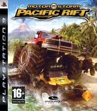 MotorStorm Pacific Rift (PS3) Region Free Disc Mint Excellent Condition J2L