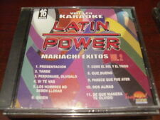 LATIN POWER KARAOKE VCD DVD VCLP-016 MARIACHI EXITOS VOL 2 SEALED
