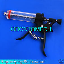 Hauptner Syringe 50cc for Accurate & Correct dosing NEW-ODM-603