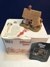 1994 Lilliput Lane Leagrave Cottage Usa Box & Deed -Signed-