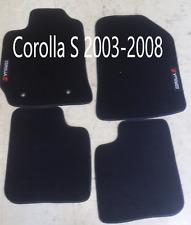 Toyota Corolla 1993 2018 Custom Fit Floor Mats Set Fits 2012 Toyota Corolla