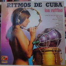 LOS RUFFINO RITMOS DE CUBA SEXY COVER FRENCH LP 1971