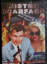 Mister Scarface (DVD,1976, 2004) Jack Palance Region Free New Sealed