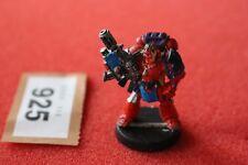 Games Workshop Warhammer 40k capitaine Tycho Blood Angels Metal GW WH40K peint
