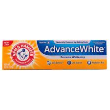 Arm &  Hammer Advance White  BAKING SODA  extreme whitening  Toothpaste 121g