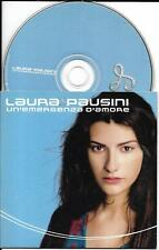 "CD CARTONNE COLLECTOR 1T LAURA PAUSINI ""UN EMERGENZA D'AMORE"" 1998 GERMANY"