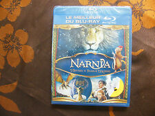 """Blu-Ray LE MONDE DE NARNIA """"L'Odysée du passeur d'aurore""""  (2012)  Neuf  Blister"""