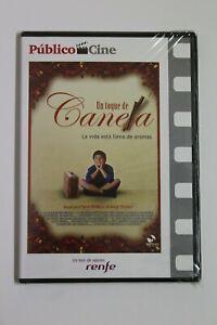 UN TOQUE DE CANELA Dvd Original y Precintado.  Idiomas Castellano y Griego-Turco