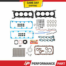Full Gasket Bolts Set for 2009-2011 Lincoln Mercury Ford Victoria Crown V8 4.6L
