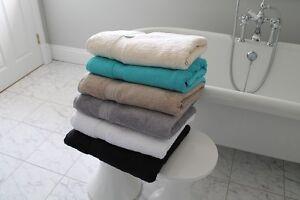 Cazsplash Organic Cotton 650gsm High Quality Bath Sheet Towel