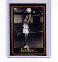 Bob Gibson, '57 Harlem Globetrotters, Lone Star Litho limited edition