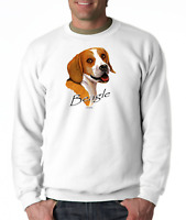 Crewneck SWEATSHIRT Nature Dog Breed Beagle Pet Lover