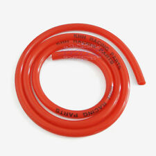 3.3' FT Petrol Fuel Gas Line Hose Pipe ATV Dirt Mini Bike Moped Scooter Red 1/5""