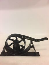 Antique C.L.Lochman rotary cork compressor press patent August 7, 1867