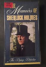 The Memoirs of Sherlock Holmes -The Dying Detective (VHS 1994) TV Mini-Series