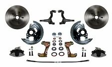 Camaro, Chevelle Front Disc Brake conversion calipers and rotors GM AFX !!! NEW