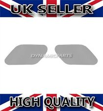 VAUXHALL INSIGNIA HEADLIGHT HEADLAMP WASHER JET COVERS (LEFT + RIGHT) 08 ONWARDS