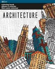 Trends International Coloring Book Architecture Russia London Paris China Italy