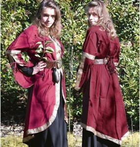 Medieval Cloak Renaissance SCA LARP COSPLAY Tunic