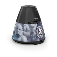 Philips Star Wars 2 in 1 Image Projector LED Night Light Kids Bedroom Children