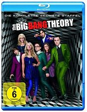 THE BIG BANG THEORY, Staffel 6 (2 Blu-ray Discs) NEU+OVP