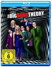 THE BIG BANG THEORY, Staffel 6 (2 Blu-ray Discs) NEU+OVP