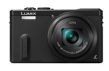 Panasonic Lumix DMC-TZ60 18.1MP appareil photo numérique-noir - 8 Go Carte SD et chargeur