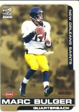 2000 PACIFIC PARAMOUNT HOLO SILVER  MARC BULGER #146 rc  #'ed /85 West Virginia