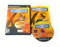 Amplitude Complete (PlayStation 2 - PS2) Video Game Free Ship Complete CIB