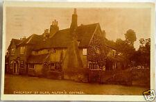 Chalfont St Giles.  Milton's Cottage