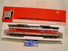 JOUEF HO 1/87   -  LOCO ELECTRIQUE  CC 6505  -  ref 8436 (A)
